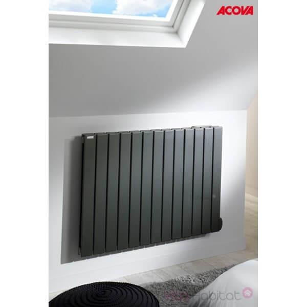 Acova atoll finest description with acova atoll great radiateur regate air de acova pratique for Radiateur electrique a inertie fluide ou seche