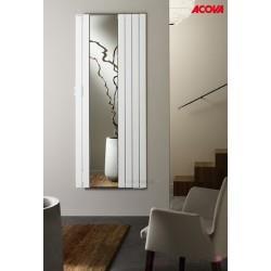 Radiateur Acova FASSANE Miroir Premium - radiateur electrique vertical TMXP