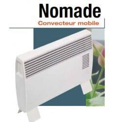Radiateur Convecteur mobile AIRELEC  NOMADE M 2000W Horizontal-A750486