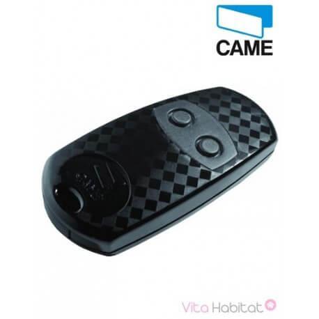 Télécommande portail - 2 canaux - CAME -  TOP-432EV