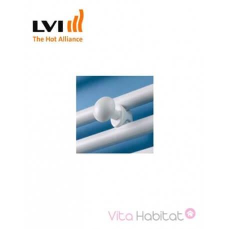 Patères rondes pour JARL IR CH - Chrome - LVI - 3900156