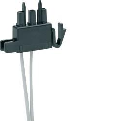 Connect déco débro côté h250-h - APPAREILLAGE DE TETE  HAGER HYC352H