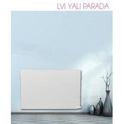 Radiateur électrique LVI - YALI Parada 500W - inertie fluide - 3706052