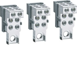 Cage P250 Cu/Al 3P 6x6-35mm² - APPAREILLAGE DE TETE  HAGER HYT065H