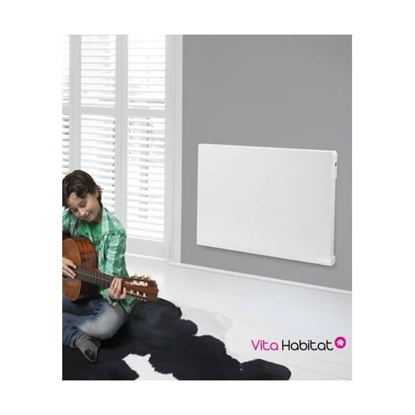 radiateur electrique 20 cm de large. Black Bedroom Furniture Sets. Home Design Ideas
