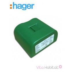 Pile lithium 2 x 3,6 V / 36 Ah - BATLi23 - Hager Logisty