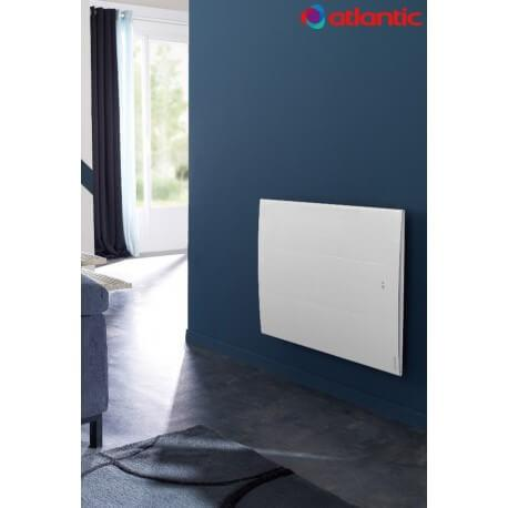 Radiateur Atlantic ONIRIS 1500W Pilotage Intelligent Horizontal - 506915