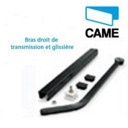 Bras droit de transmission et glissière pour moteur Fast CAME