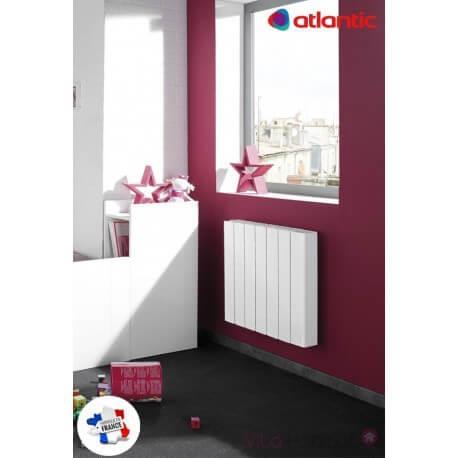 Radiateur électrique ATLANTIC - ACCESSIO Digital 750W - 524707