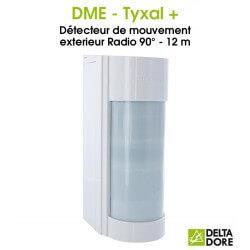 Détecteur de mouvement extérieur - DME TYXAL+ Delta Dore 6412309