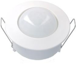 Détect plaf semi-enc 360 blanc - GESTION ECLAIRAGE  HAGER 52371