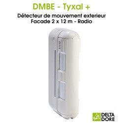 Détecteur de mouvement Barrière extérieure radio - DMBE TYXAL+ Delta Dore 6412310