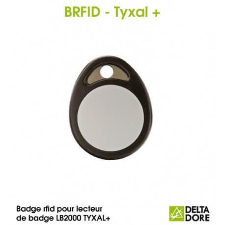 Badge rfid pour lecteur de badge LB2000 TYXAL+ - RFID TYXAL+ Delta Dore 6413224