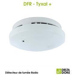 Détecteur de fumée Radio - DFR TYXAL+ Delta Dore 6412313