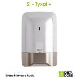 Sirène Intérieure Radio - SI TYXAL+ Delta Dore 6415220