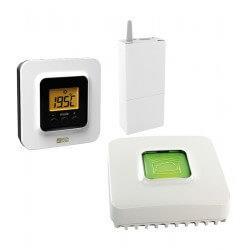PACK TYBOX 5100 CONNECTE pour gestion chaudière et PAC à distance - Delta Dore 6050625
