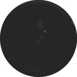 1930 Enjo+manette porce noire - APPAREILLAGE MURAL 1930 HAGER WMV781N