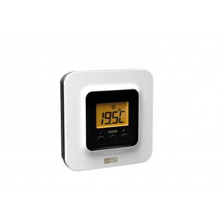 TYBOX 5100 thermostat de zone chaudière ou PAC non réversible - Delta Dore - 6050608