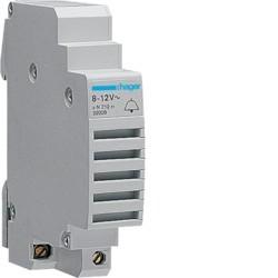 Sonnerie modulaire 8-12V - COMMANDE SIGNAL  HAGER SU212