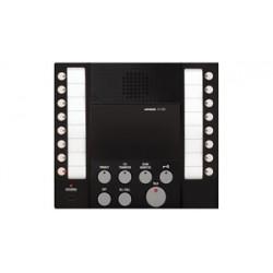 AX8M P.MAITRE AUDIO 16 L. Accessoire interphonie tertiaire - Aiphone 110956