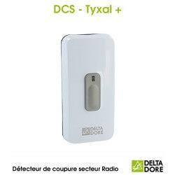 Détecteur de coupure secteur Radio - DCS TYXAL+ Delta Dore 6412314