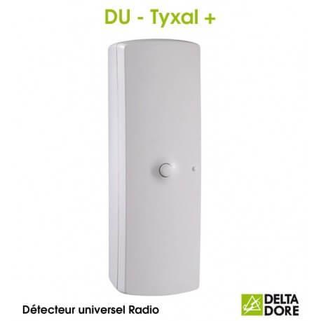 Détecteur universel Radio - DU TYXAL+ Delta Dore 6412302