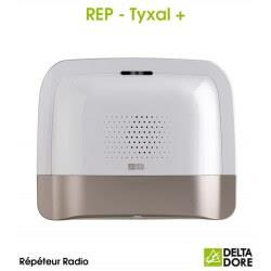 Répéteur Radio - REP TYXAL+ Delta Dore 6414119