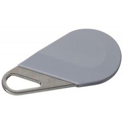 BADGE P.CLE GRIS Badge - Aiphone 150011