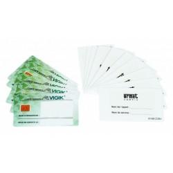 F/carte administrative numero - URMET CARTE/ADMIN/VGK