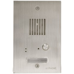 Boîtier inox encastré BIE1 - Aiphone 100506