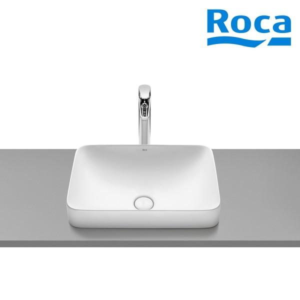 Vasque de salle de bain semi-encastrable Carrée INSPIRA - ROCA A327534000