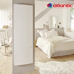 Radiateur électrique Atlantic AGILIA Vertical 1500W Pilotage Intelligent Connecté - 518215