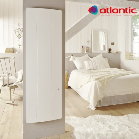 radiateur lectrique atlantic agilia vertical 1500w. Black Bedroom Furniture Sets. Home Design Ideas
