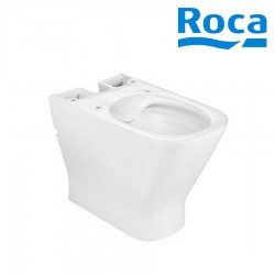 Cuvette de WC au sol duale Rimless The Gap - ROCA A34273700H