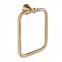 Porte‑serviette carré  - TRES 5246360951