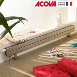 Radiateur chauffage central ACOVA - FASSANE Pack plinthe  399W CVXD-014-140