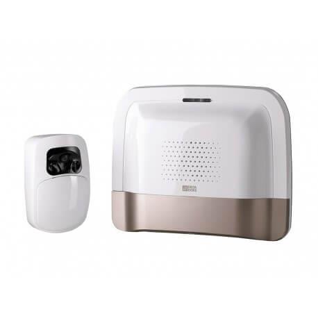 Pack TYDOM Vidéo TYXAL Plus - Transmetteur domotique IP/GSM et Détecteur Vidéo Tyxal + DELTADORE 6410173
