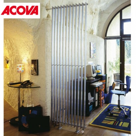 radiateur chauffage central acova clarian vertical. Black Bedroom Furniture Sets. Home Design Ideas