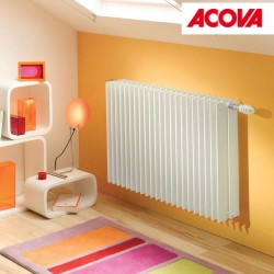 Radiateur chauffage central ACOVA - CLARIAN Horizontal double 411W RXD04-070-020