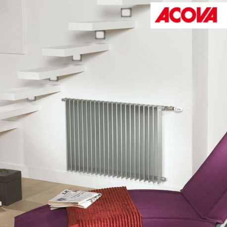 Radiateur chauffage central ACOVA - CLARIAN Horizontal simple 900W RX04-070-080
