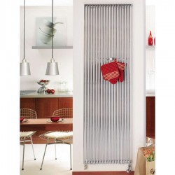 Radiateur chauffage central ACOVA - KEVA vertical Chromé 598W HKO-180-040