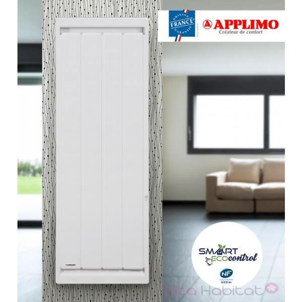 radiateur electrique epaisseur 6 cm. Black Bedroom Furniture Sets. Home Design Ideas