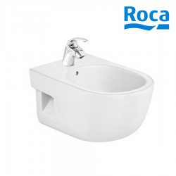 Bidet en porcelaine suspendu blanc MERIDIAN - ROCA A357245000