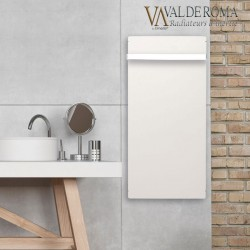 Sèche-serviettes électrique à inertie TACTILO Valderoma