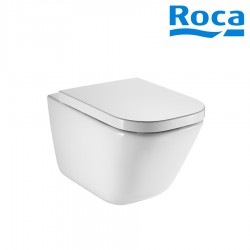 Pack Wc Suspendu Clean Rim The Gap - ROCA A34H47L000