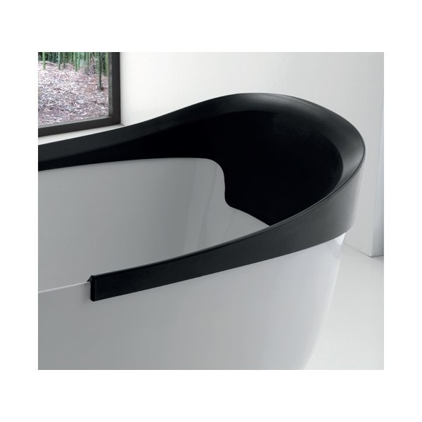 Coussin Noir Pour Baignoire Snug Cristina Ondyna Colcousnug Vita Habitat