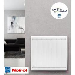 Radiateur electrique Fonte NOIROT - CALIDOU Smart ECOcontrol 1500W Horizontal N3015SEEZ
