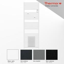 Sèche-serviettes électrique 2000W (1000W+1000W) RIVA 4 soufflant - THERMOR