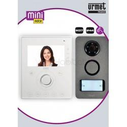 MINI KIT NOTE URMET Interphone video mains libre - URMET 1722/81A