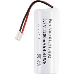 Batterie de secours rechargeable Li-lon HAGER - RXU03X